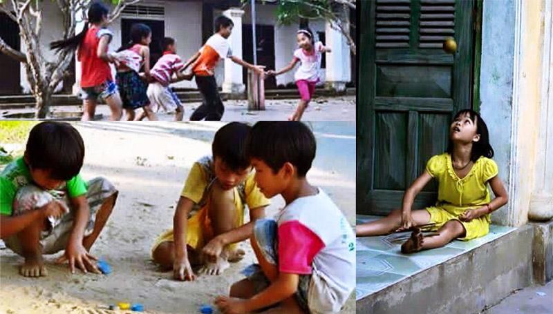 การละเล่น สมัยก่อน เด็กไทย