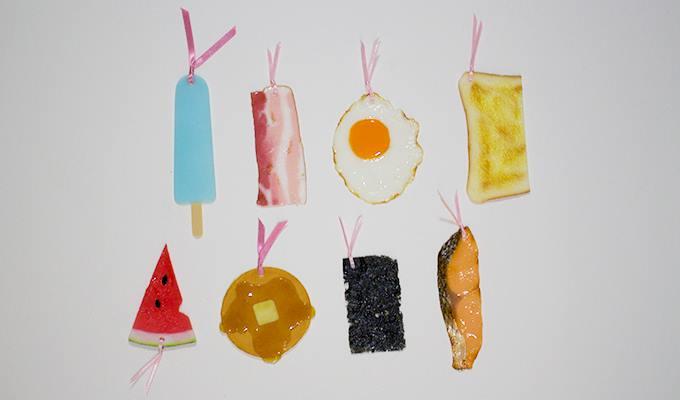 ที่คั่นหนังสืออาหาร ไข่ดาว เบคอน ชวนหิวมากกว่าชวนอ่าน (8)