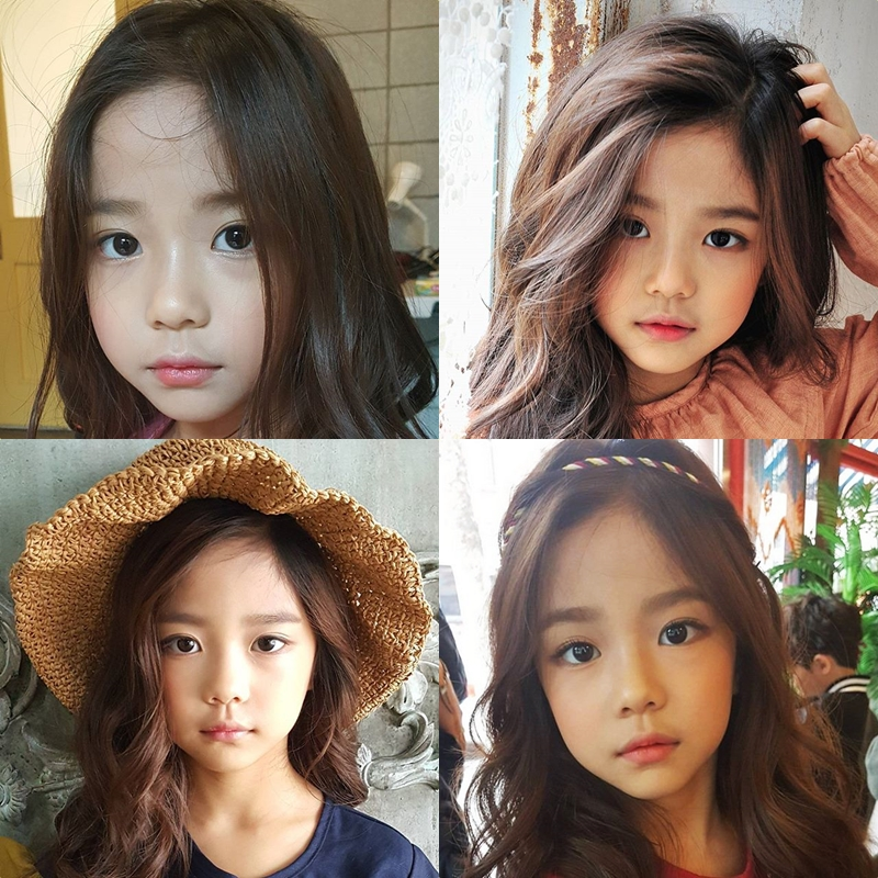 สวยแต่เด็ก! น้องฮวัง ซีอึน นางแบบเด็กเกาหลี หลงรักเลย ปก