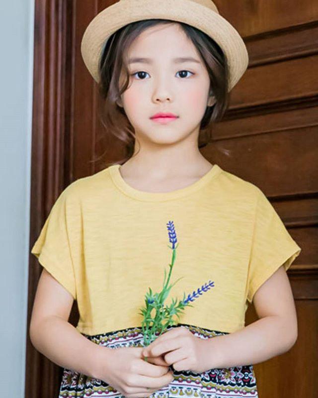 สวยแต่เด็ก! น้องฮวัง ซีอึน นางแบบเด็กเกาหลี หลงรักเลย (1)