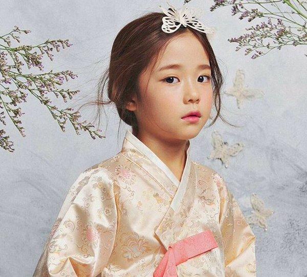 สวยแต่เด็ก! น้องฮวัง ซีอึน นางแบบเด็กเกาหลี หลงรักเลย (18)