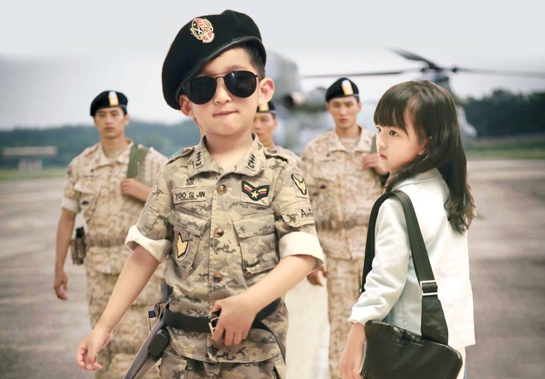 Descendant of the sun Descendantofthesun ซีรีส์เกาหลี เกาหลี