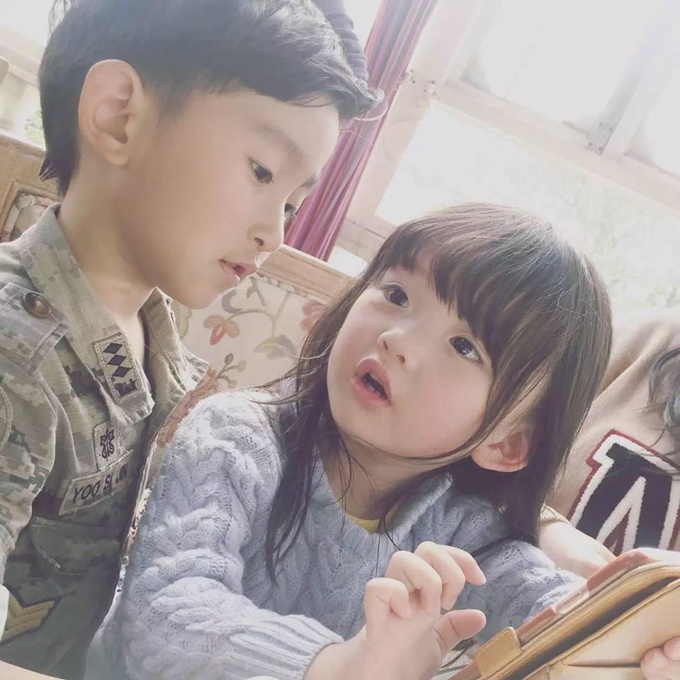 หมอคัง กัปตันยู เวอร์ชันเด็ก น่ารักใสๆ จิ้มแก้ม (2)