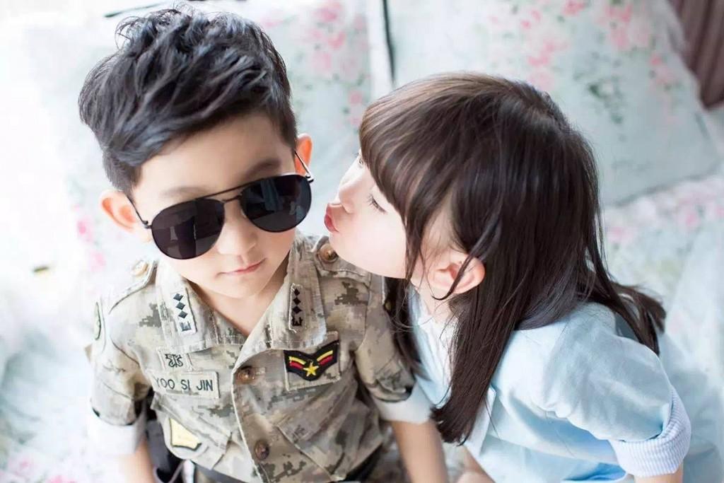 หมอคัง กัปตันยู เวอร์ชันเด็ก น่ารักใสๆ จิ้มแก้ม (4)