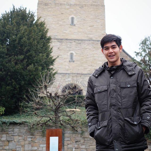 หล่อตั้งแต่เด็ก! ตะวัน ปัณณวิชญ์ หวานใจ น้องเมย์ รัชนก (26)