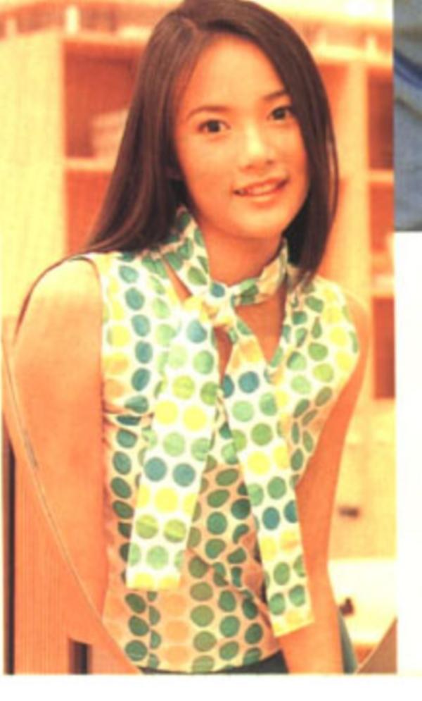 กิ๊บซี่ วนิดา ตอนวัยใส น่ารักมาก เหมือนดาราไต้หวันเลย