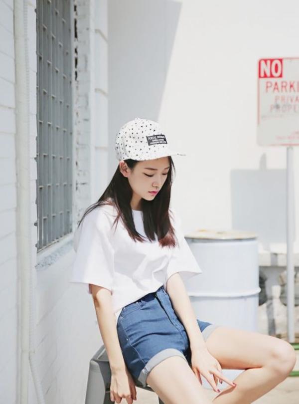 ไอเดียแต่งตัวกับ หมวกแก๊ป ไอเท็มหน้าร้อนที่สาวๆ ควรมีติดตัวไว้!! (13)