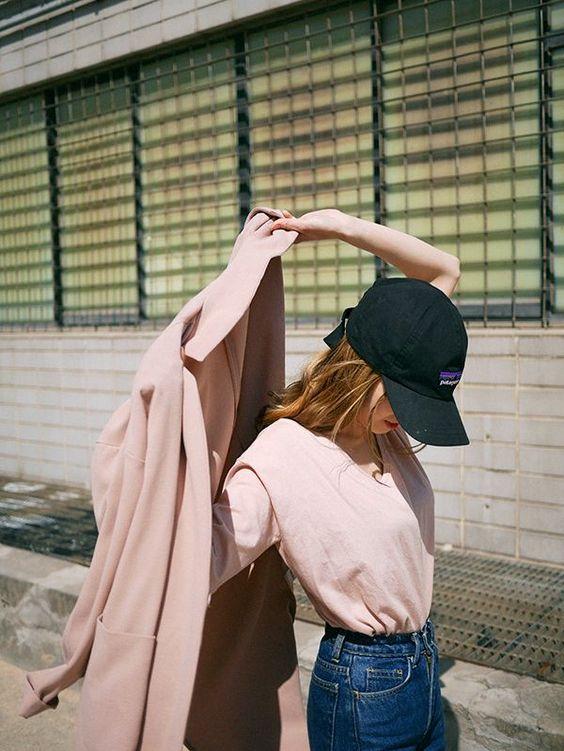 ไอเดียแต่งตัวกับ หมวกแก๊ป ไอเท็มหน้าร้อนที่สาวๆ ควรมีติดตัวไว้ (14)