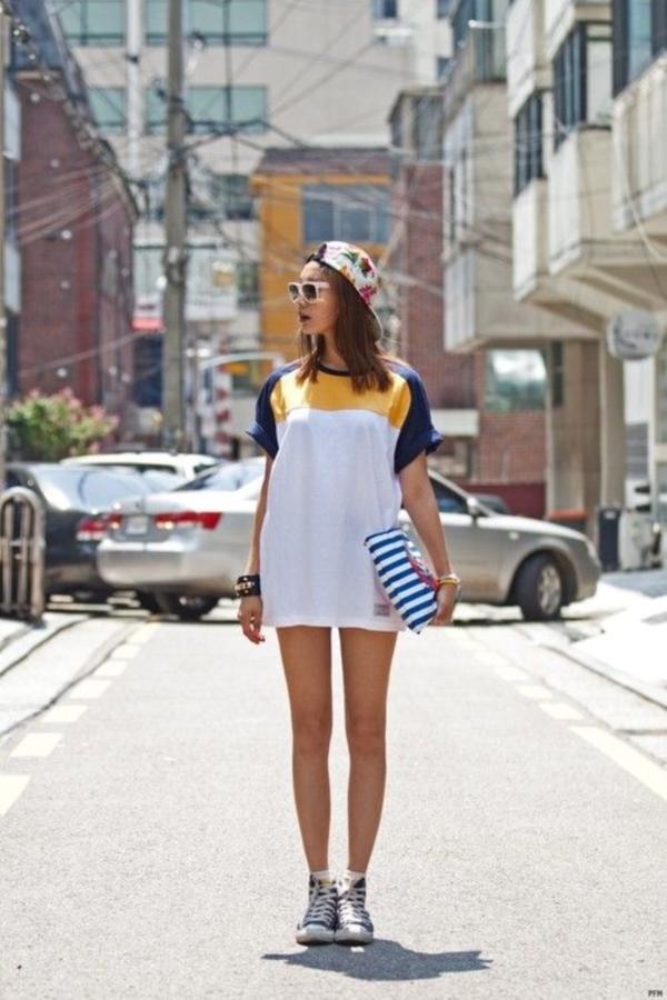 ไอเดียแต่งตัวกับ หมวกแก๊ป ไอเท็มหน้าร้อนที่สาวๆ ควรมีติดตัวไว้!! (2)