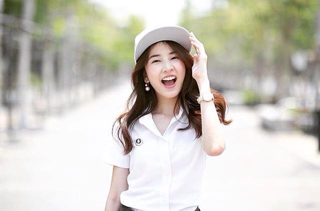 ไอเดียแต่งตัวกับ หมวกแก๊ป ไอเท็มหน้าร้อนที่สาวๆ ควรมีติดตัวไว้ (5)