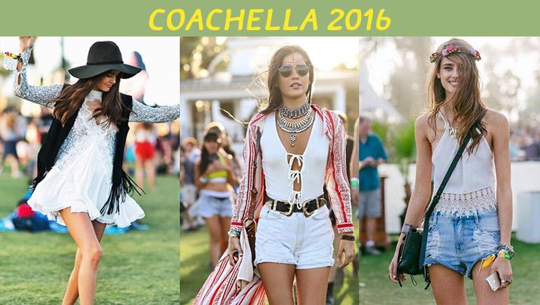 COACHELLA COACHELLA 2016 เทศกาลดนตรี แฟชั่น แฟชั่นวัยรุ่น