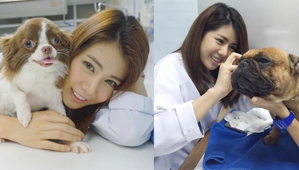 คุณหมอสวยบอกต่อ สาวน่ารัก หมอ