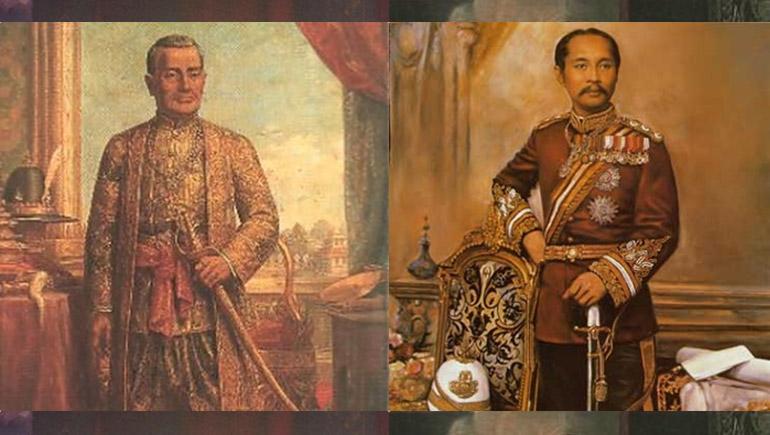 จักรี พระมหากษัตริย์ พระมหากษัตริย์ไทย ราชวงศ์จักรี รู้ไว้ใช่ว่า วันจักรี สมัยก่อน