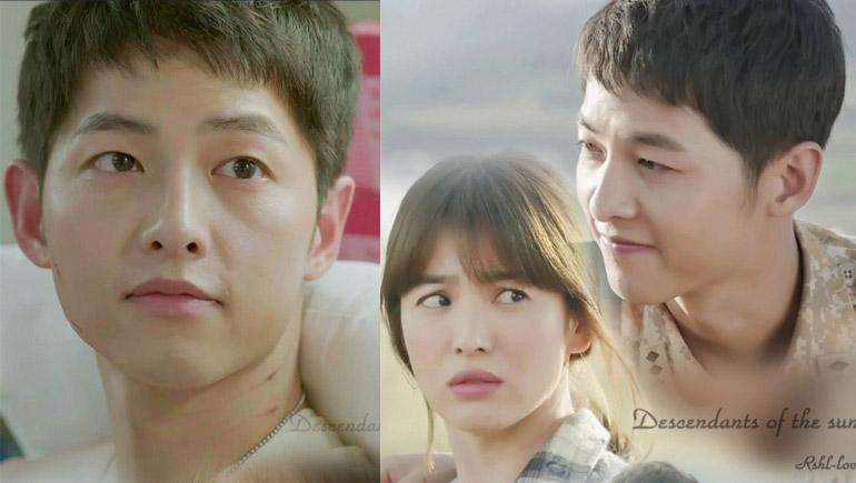 Descendants of the Sun Song Hye Kyo ซงจุงกิ ซงเฮเคียว มินิซีรีส์เกาหลี หมอคัง