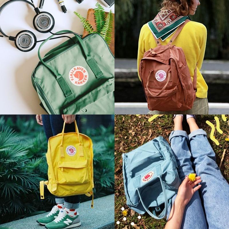 กระเป๋าเป้ KanKen (คองเก้น) จากสวีเดน