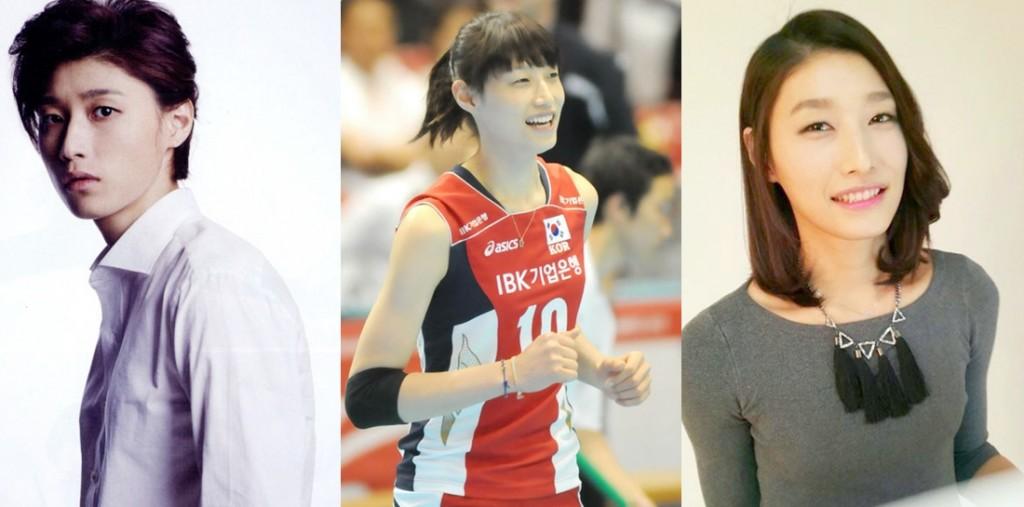 คิม ยอนคยอง นักวอลเลย์บอลหญิง ทั้งหล่อ และสวยได้ในคนๆ เดียว