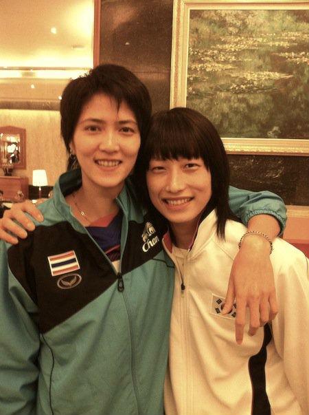 คิม ยอนคยอง นักวอลเลย์บอลหญิงเกาหลีใต้ (19)