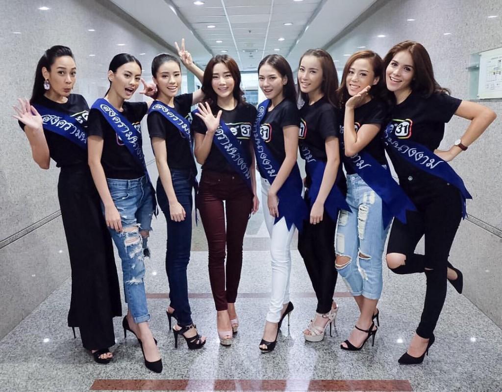 ทำความรู้จัก! 10 นักแสดงสาว สงครามนางงาม ซีซั่น 2 ปีนี้สวยเป๊ะทุกคน