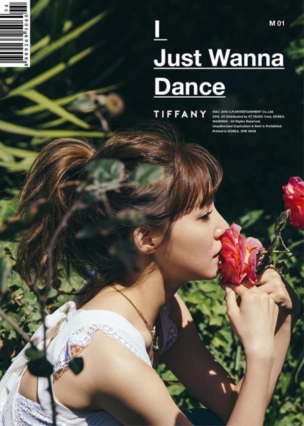 ทิฟฟานี่ ปล่อยภาพทีเซอร์ I Just Wanna Dance อัลบั้มเดี่ยว อัลบั้มแรกของ (17)