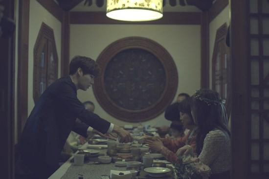 ภาพจากงานแต่งเรียบๆ ง่ายๆ ของ อันแจฮอยอน และ คูฮเยซอน (2)