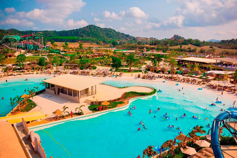 RamaYanaWaterPark Waterpark พัทยา สวนน้ำ สวนน้ำรามายณะ สวนสนุก เขาชีจรรย์