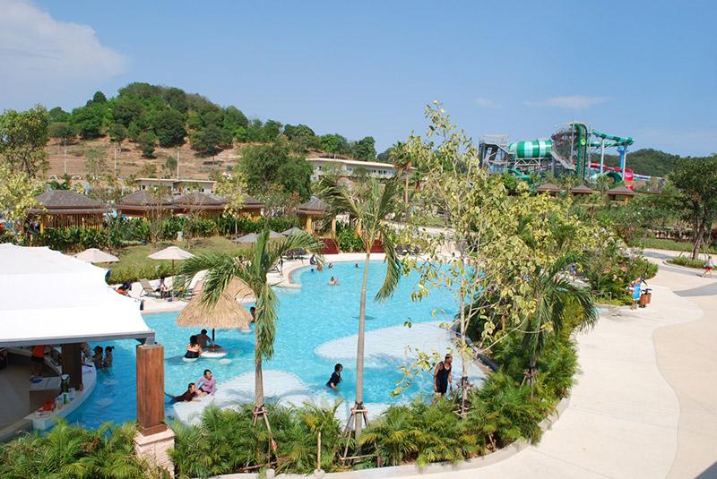 สวนน้ำรามายณะ-Relax-Pool