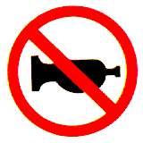ห้ามมิให้ใช้เสียงสัญญาณหรือทำให้เกิดเสียงที่ก่อการรบกวนด้วยประการใดๆในเขตที่ติดตั้งป้าย