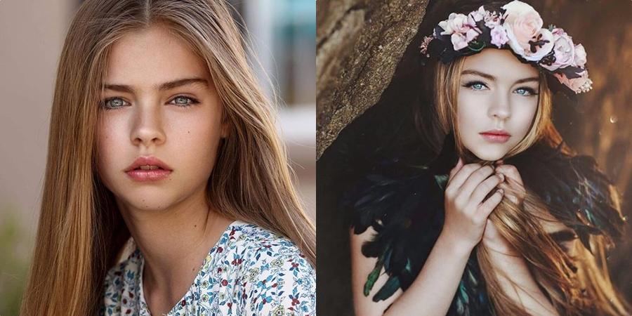 หน้าตาสวยมากๆ Jade Weber นางแบบเด็กอายุเพียง 11 ปี แต่ท่าโพสต์มืออาชีพมาก (20)