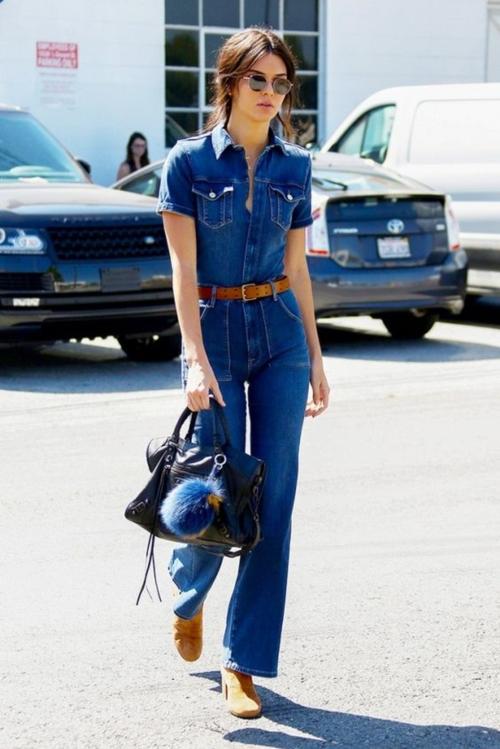 แฟชั่นสตรีท สไตล์ Kendall Jenner นางแบบวัยทีน ขวัญใจวัยรุ่นฝรั่ง (19)