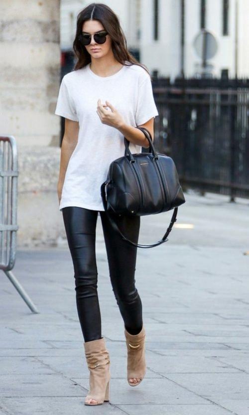 แฟชั่นสตรีท สไตล์ Kendall Jenner นางแบบวัยทีน ขวัญใจวัยรุ่นฝรั่ง (6)