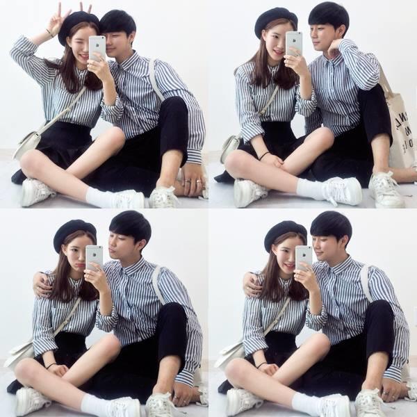25 ไอเดียแต่งตัวกับหวานใจ สไตล์คู่รักเกาหลี (10)