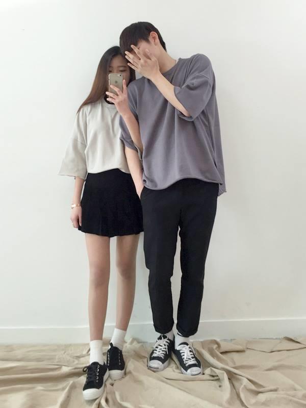 25 ไอเดียแต่งตัวกับหวานใจ สไตล์คู่รักเกาหลี (11)