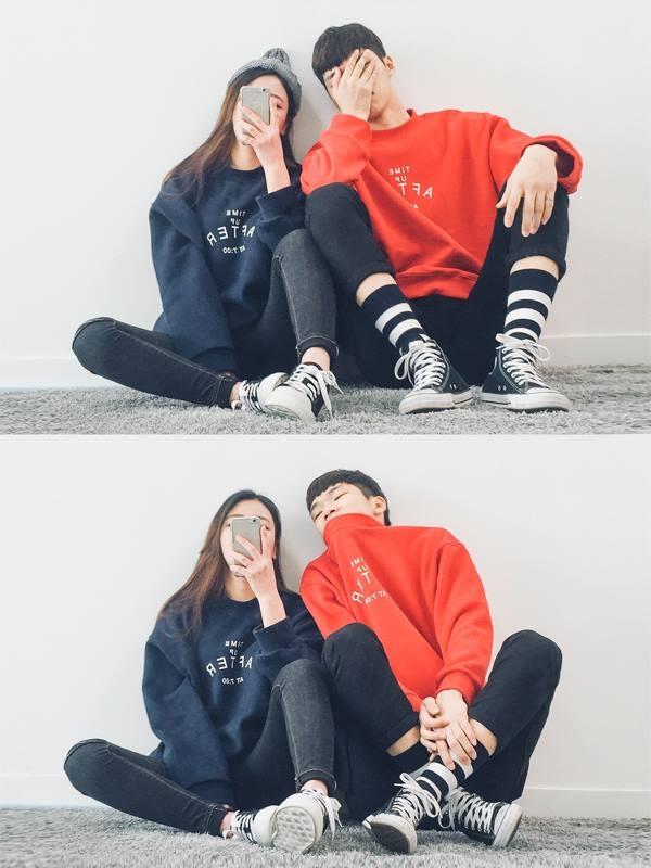 25 ไอเดียแต่งตัวกับหวานใจ สไตล์คู่รักเกาหลี (12)