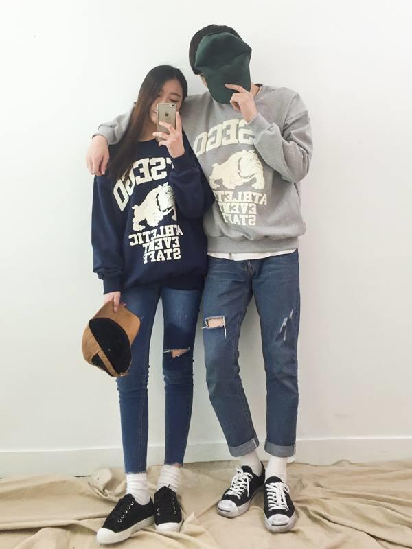 25 ไอเดียแต่งตัวกับหวานใจ สไตล์คู่รักเกาหลี (13)
