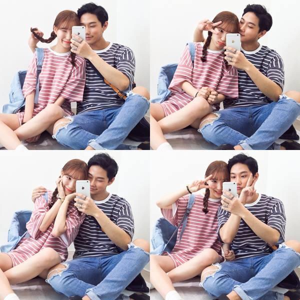 25 ไอเดียแต่งตัวกับหวานใจ สไตล์คู่รักเกาหลี (16)