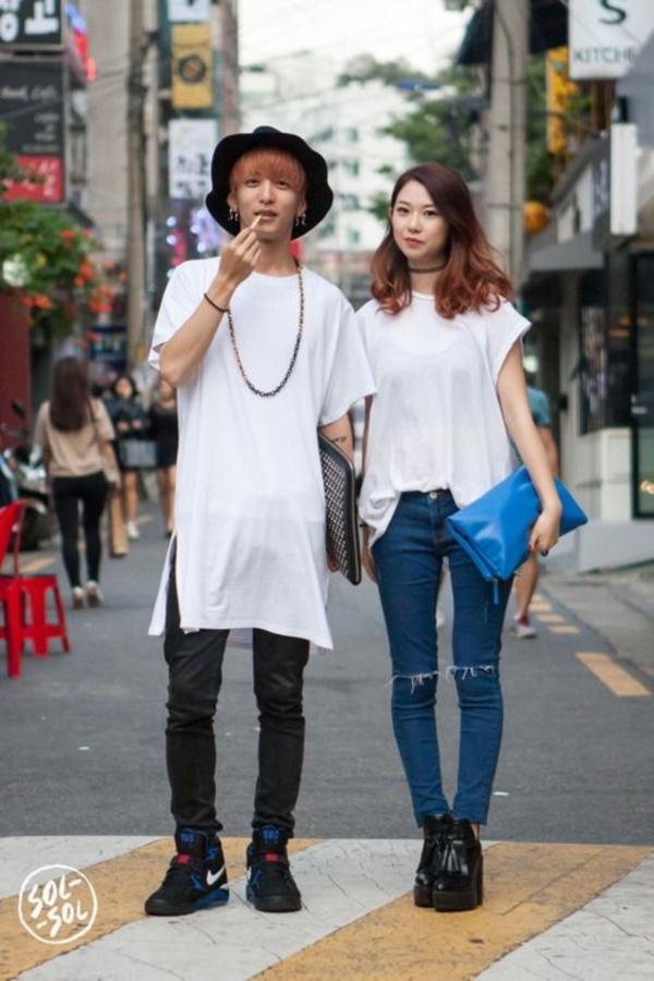25 ไอเดียแต่งตัวกับหวานใจ สไตล์คู่รักเกาหลี (20)