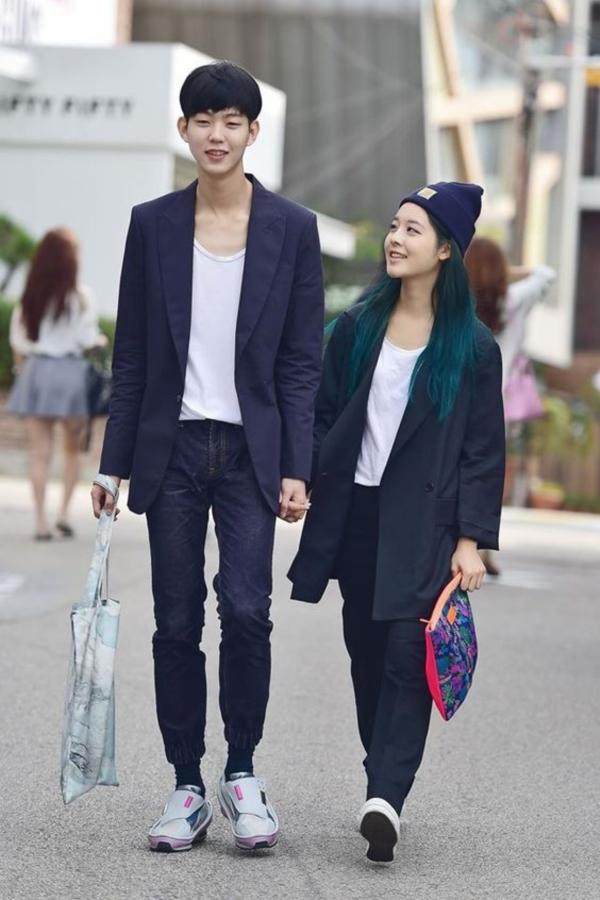 25 ไอเดียแต่งตัวกับหวานใจ สไตล์คู่รักเกาหลี (23)