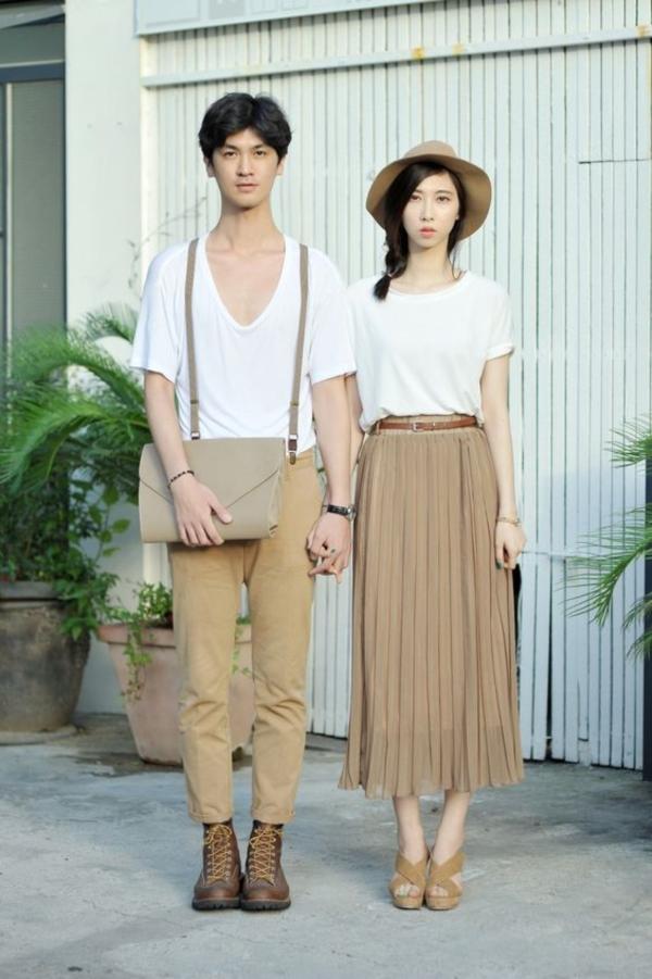 25 ไอเดียแต่งตัวกับหวานใจ สไตล์คู่รักเกาหลี (24)