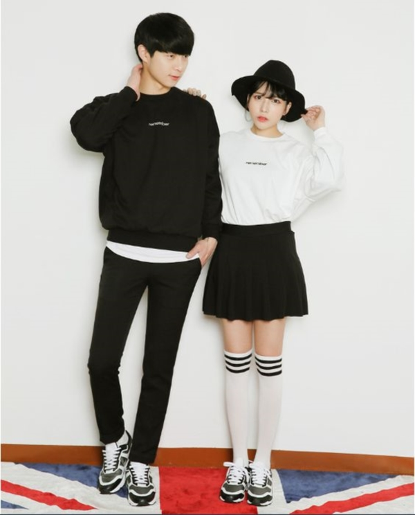 25 ไอเดียแต่งตัวกับหวานใจ สไตล์คู่รักเกาหลี (3)