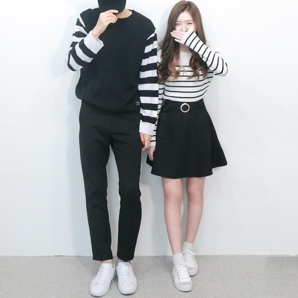25 ไอเดียแต่งตัวกับหวานใจ สไตล์คู่รักเกาหลี (8)