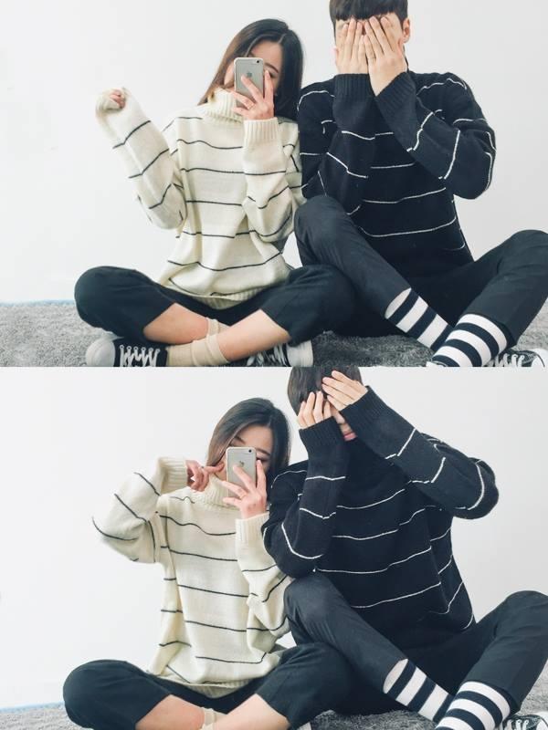 25 ไอเดียแต่งตัวกับหวานใจ สไตล์คู่รักเกาหลี (9)