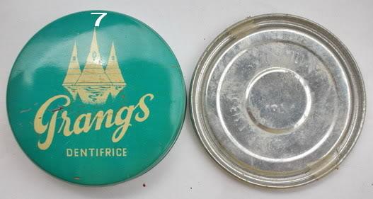 มาดูยาสีฟันเก่า ประมาณก่อนปี ค.ศ 1954