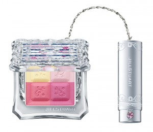 JILL STUART Mix Blush Compact UV Veil