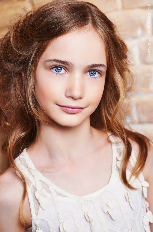 Marta Krylova นางแบบรัสเซียรุ่นเยาว์อายุ 10 ปี ที่ออร่าความสวยเจิดจ้ามาก (5)