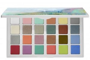 Sephora+Pantone Universe Modern Watercolors Eyes Palette