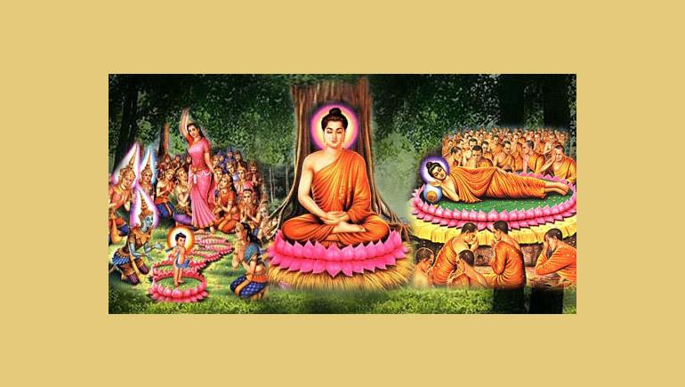 วันสำคัญ วิสาขบูชา ศาสนา ศาสนาพุทธ