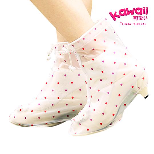 ถุงรองเท้ากันฝน ส้นสูง (2)