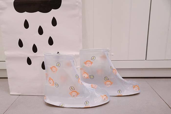 ถุงรองเท้ากันฝน (10)