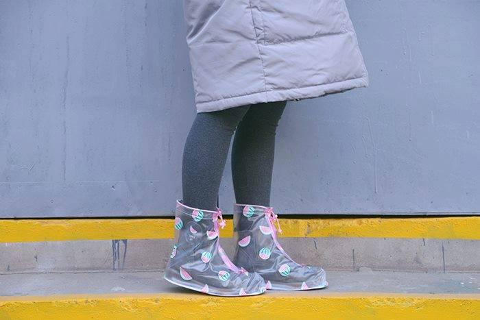ถุงรองเท้ากันฝน (2)