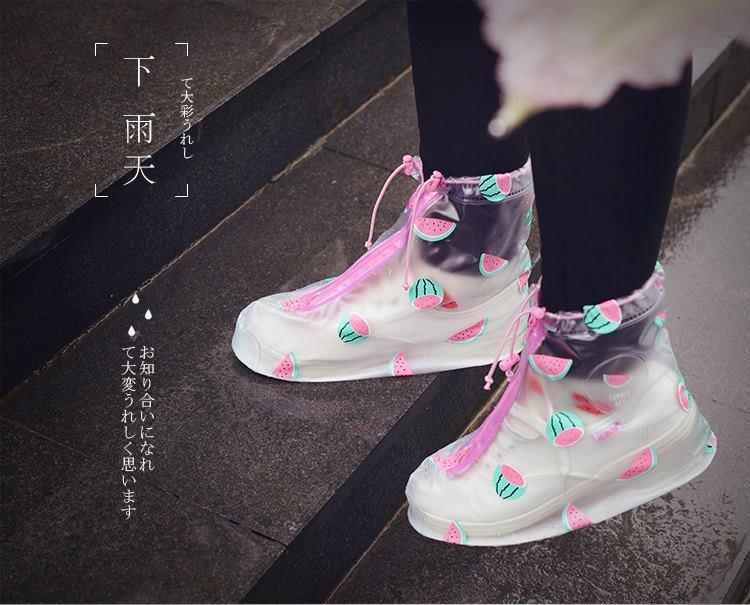 ถุงรองเท้ากันฝน (6)